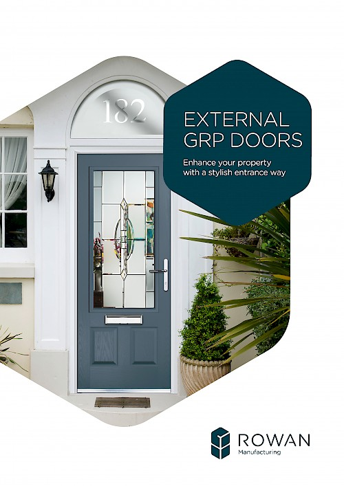External GRP Doors